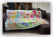 <hr><h3>Hand Painted Quilt</h3>
