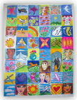 <hr><h3>Children&#39;s &#39;Funky People and Animal&#39; tile</h3>